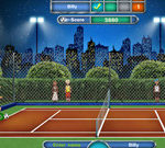 Football Tennis – Gold Master